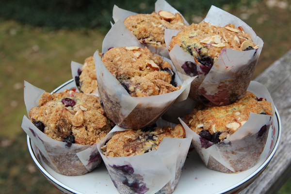 Blueberry-Brown-Sugar-Almond-Crumb-Cakes