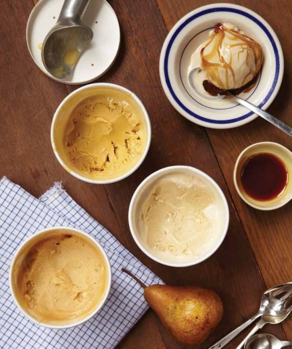 Buckwheat Honey Ice cream
