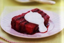 Emily Luchetti Summer Pudding