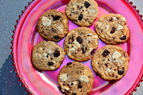 Chocolate Cookies With Cocoa Nibs And Lime Recipes — Dishmaps
