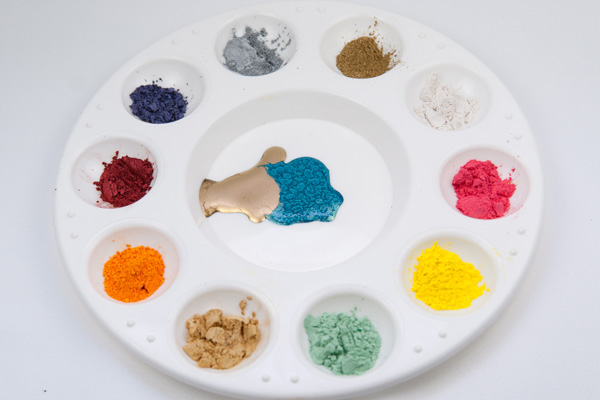 powdered food coloring colors for cake decorating