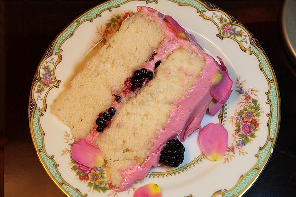 easy white cake