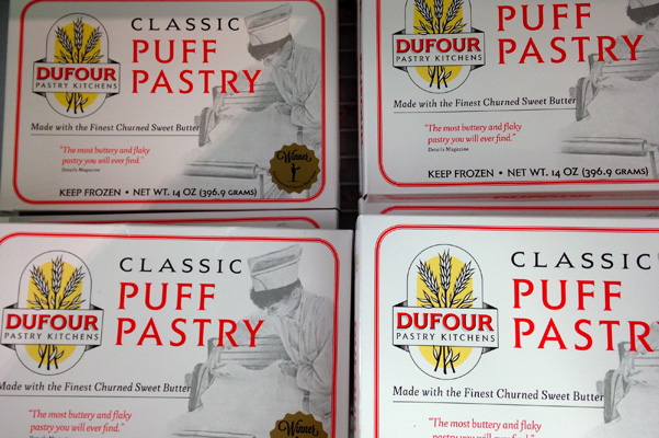 Dufour-puff-pastry
