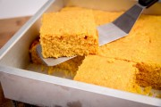 Pumpkin-cornbread-in-pan
