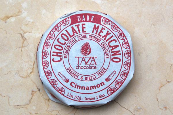 taza chocolate mexicano cinnamon disc