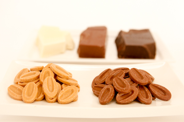 types of valhrona chocolate