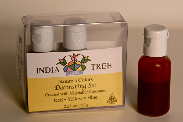 India Tree Natural Food Coloring and Decorations Review - Bakepedia