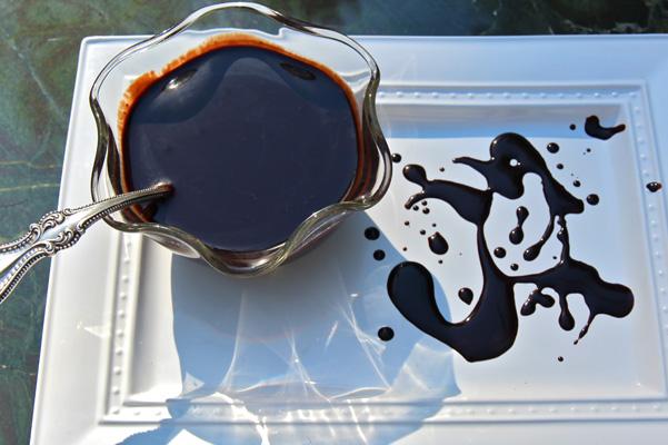 francois payard chocolate sauce