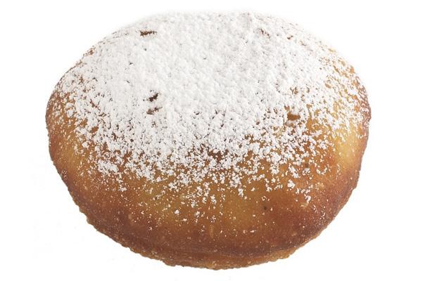 Buttercream Filled Doughnut