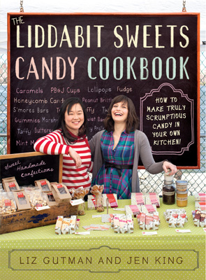 Liddabit sweets candy cookbook