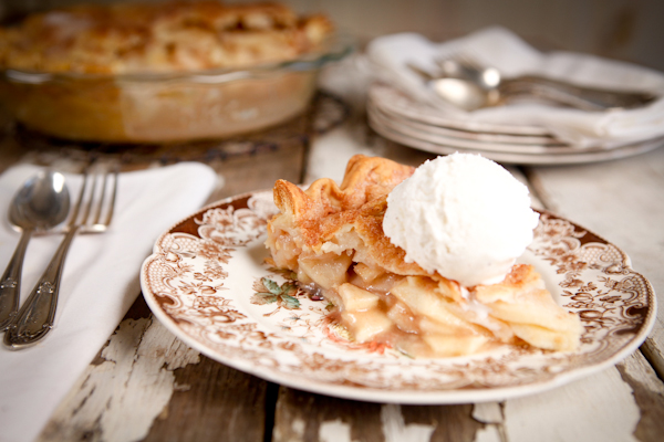 Classic Apple Pie Recipe | Bakepedia