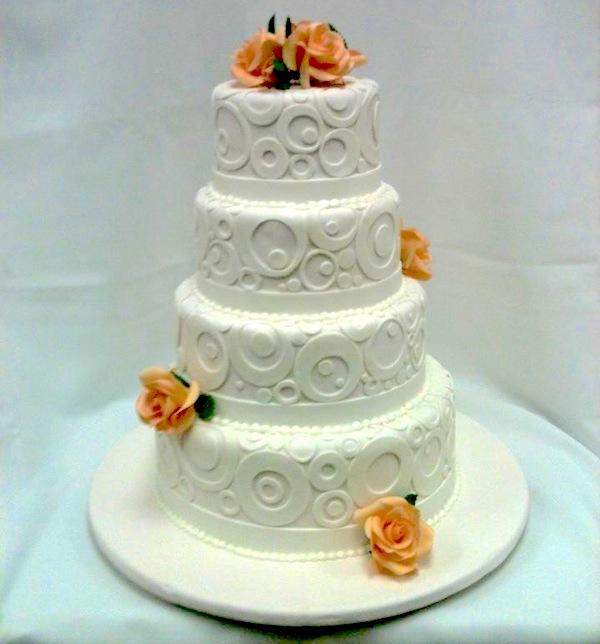 Stacking Wedding Cake Transportation