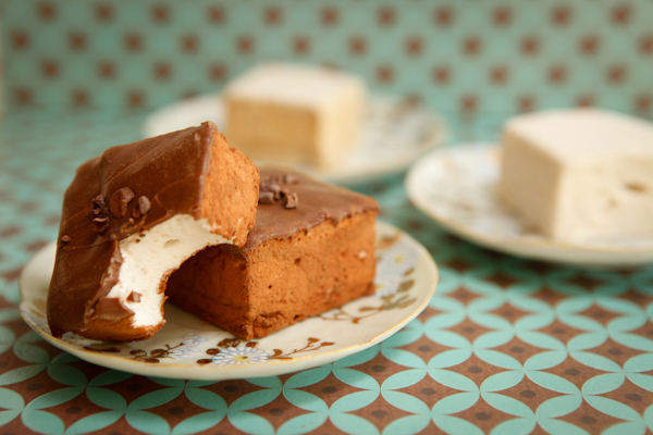 Black Tea Marshmallows Recipe — Dishmaps