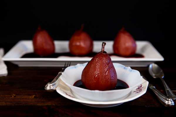 cr 232 me de cassis and wine poached pears recipe bakepedia