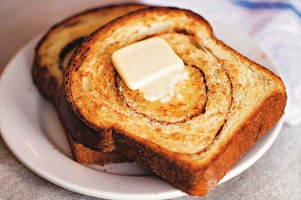 Cinnamon Swirl Bread Recipe Bakepedia