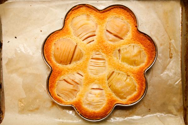 how to make frangipane tart