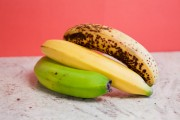 stages of ripeness for baking with bananas