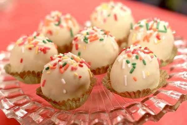 confetti cake balls