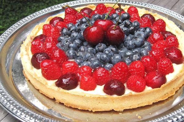custard-fruit-tart