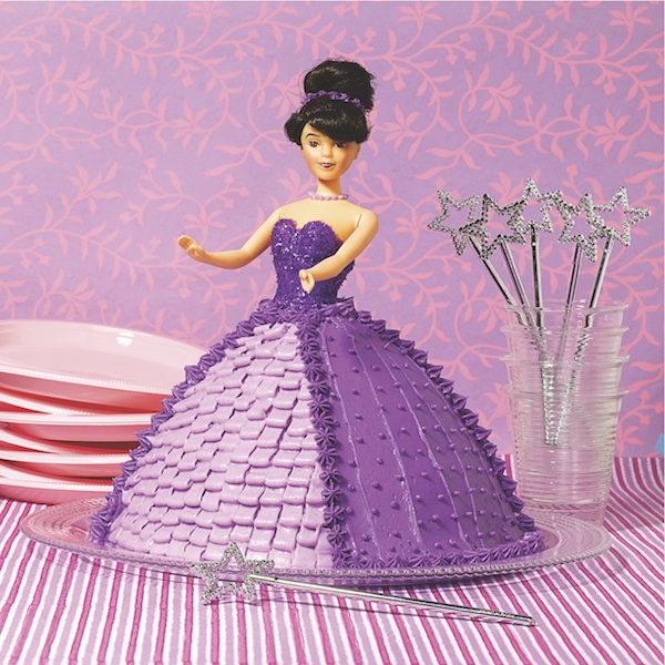 Cake Decoration Doll : She s a Doll Cake Recipe Bakepedia