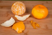 Citrus Peel vs. Citrus Zest