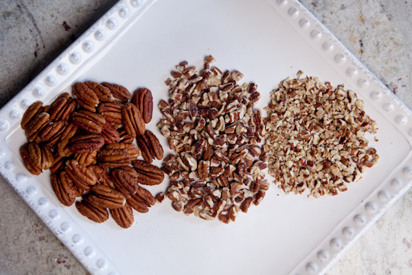 different types of pecan