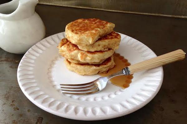 Applesauce Pancakes