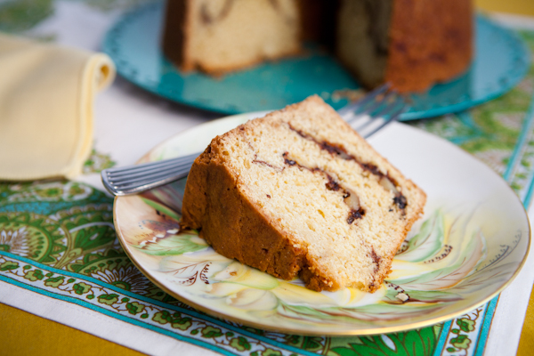 Moosewood Cardamom Coffee Cake Recipe