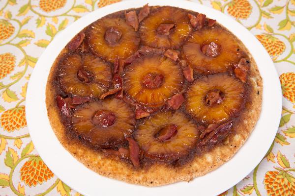 bacon-pineapple-upsidedown-cake