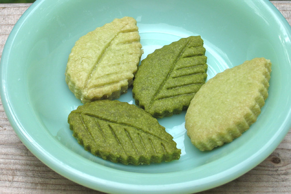 Matcha Shortbread Cookies Recipe | Bakepedia