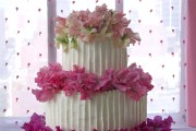 6 steps for making wedding cakes