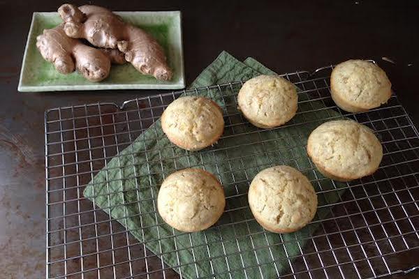Bridge Creek Fresh Ginger Muffins Recipe | Bakepedia