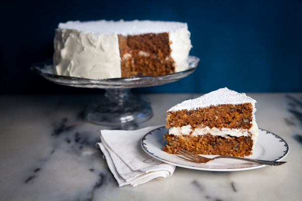 Silver Palate Cookbook Carrot Cake