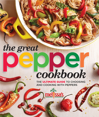 Great Pepper Cookbook Cover