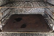 steel baking stone