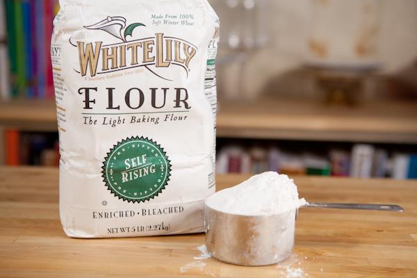 white lily flour