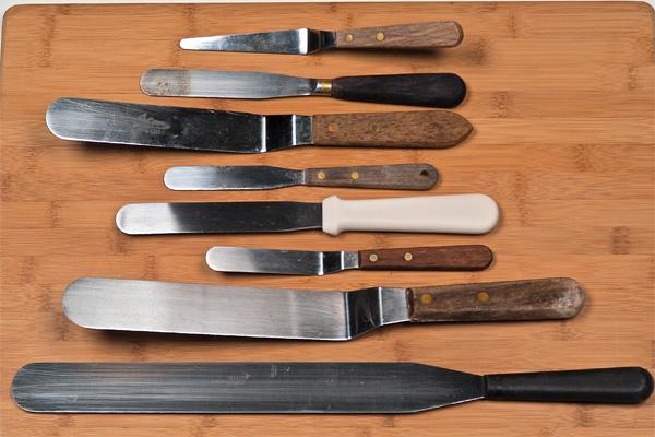 Icing-spatulas