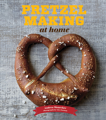 pretzel making cover