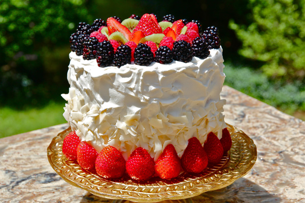Watermelon Cake Recipe |Cake Recipes| Bakepedia