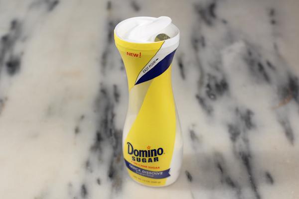 Domino Superfine sugar