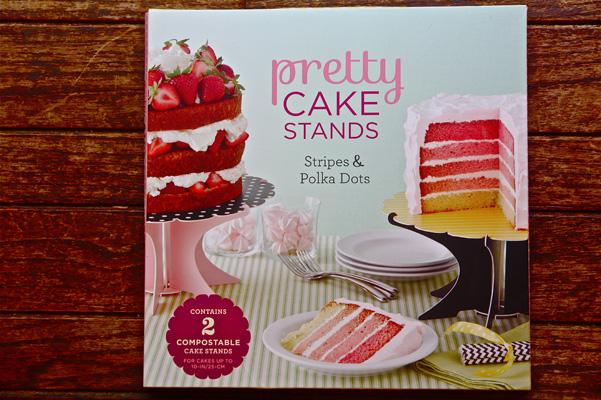 Pretty Cake Stands