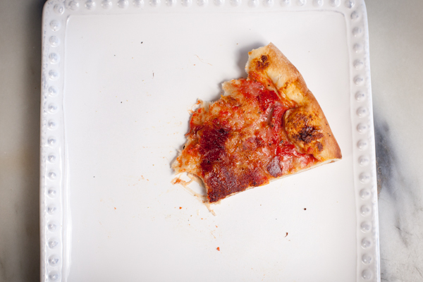 pizza aftermath