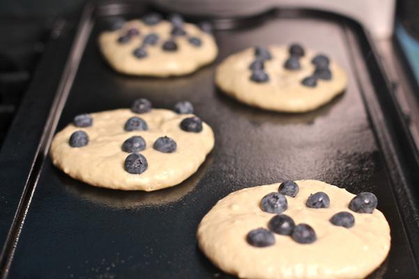 Lodge pancakes