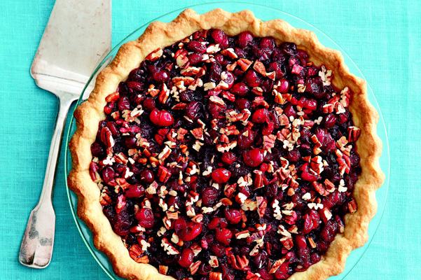 cranberry pecan pumpkin tart recipes dishmaps cranberry pecan pumpkin ...