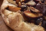 galette dough close up