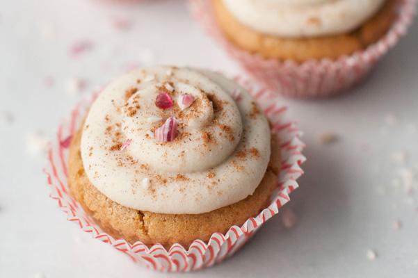 Eggnog-Cupcakes