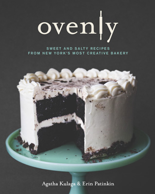 Ovenly. Final Book Jacket
