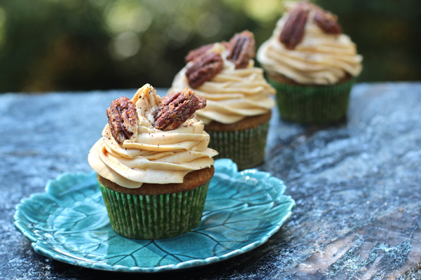 PSL Cupcakes New