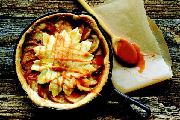 Pear Skillet Pie-900