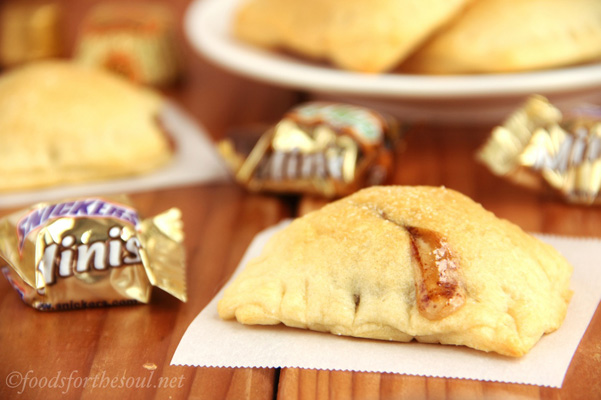 candy bar turnovers